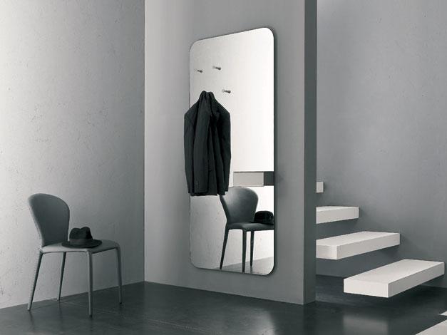 Specchio appendiabiti lui arredamenti - Portabiti da parete ...